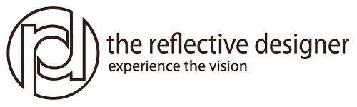 The Reflective Designer Logo