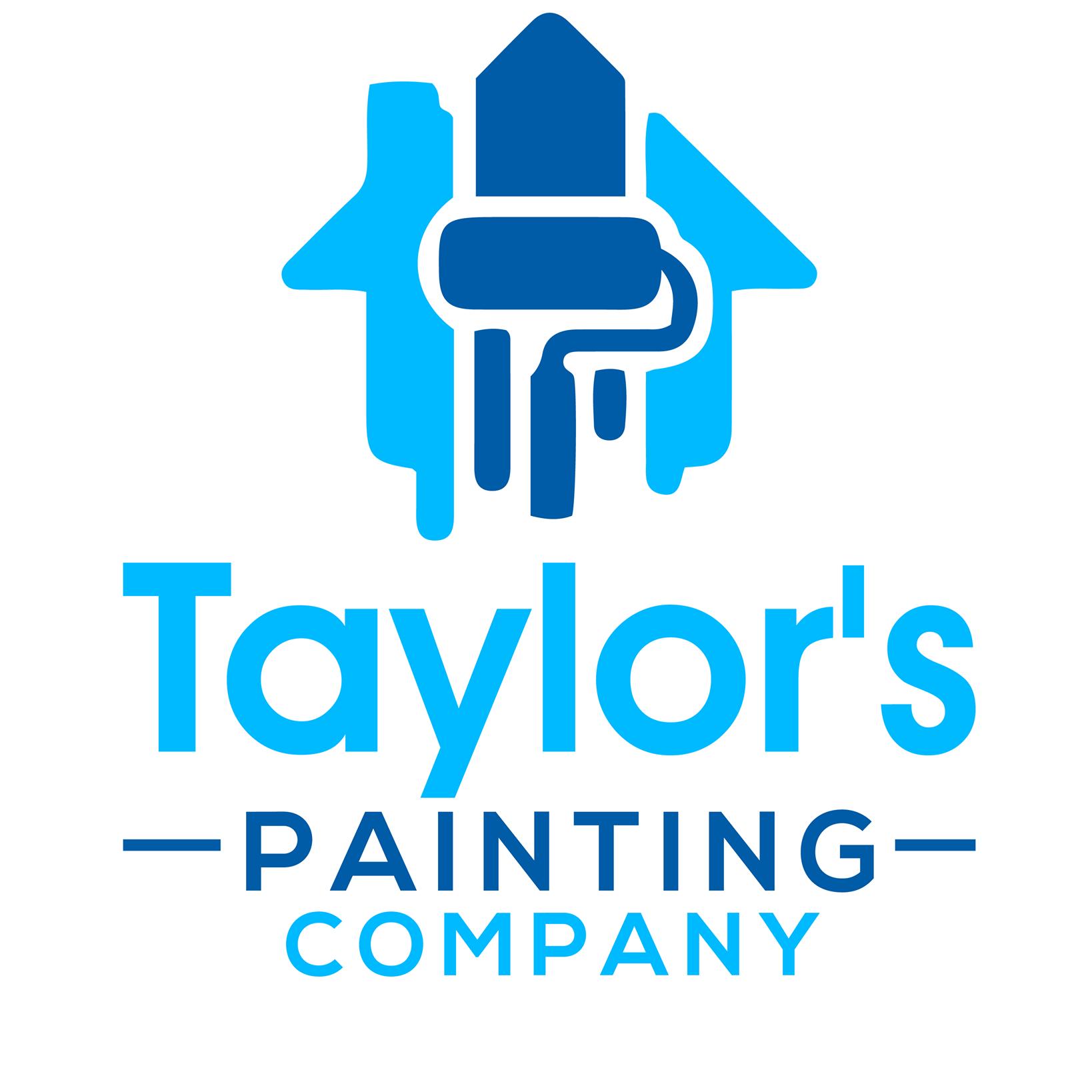 Taylor's Painting Company Logo