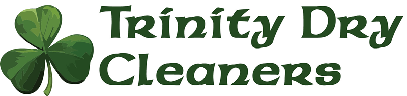 Trinity Dry Cleaners Logo