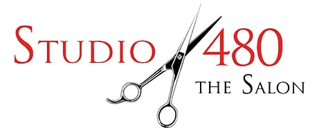 Studio 480 The Salon Logo