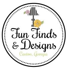 Fun Finds & Designs Logo