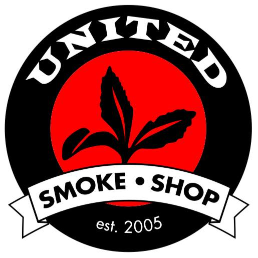 United Smoke & Vape Shop Logo