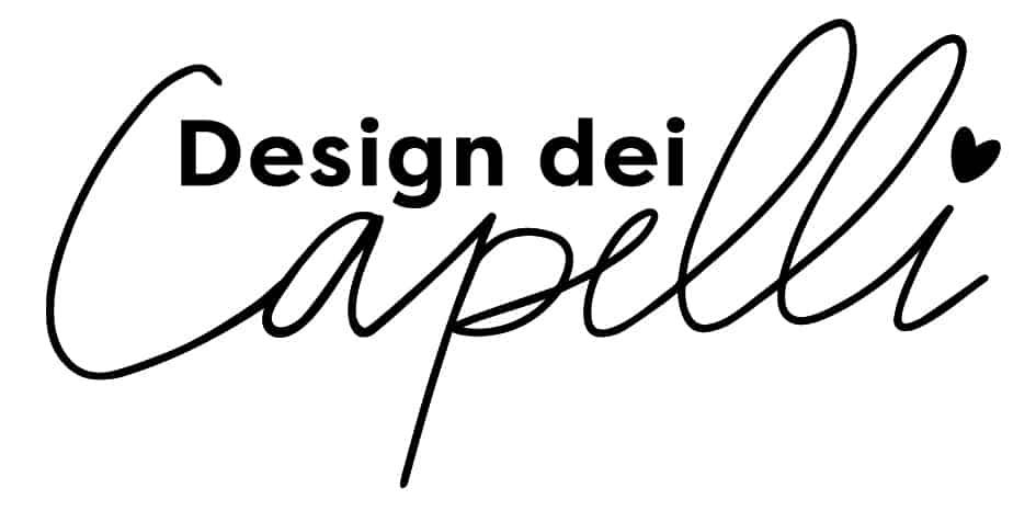 Design dei Capelli Logo
