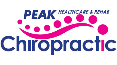 Peak Healthcare and Rehab Chiropractic Logo