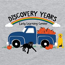 Discovery Years Early Learning Center - Cypress Logo