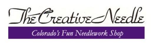 The Creative Needle Logo