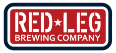 Red Leg Brewing Company Logo