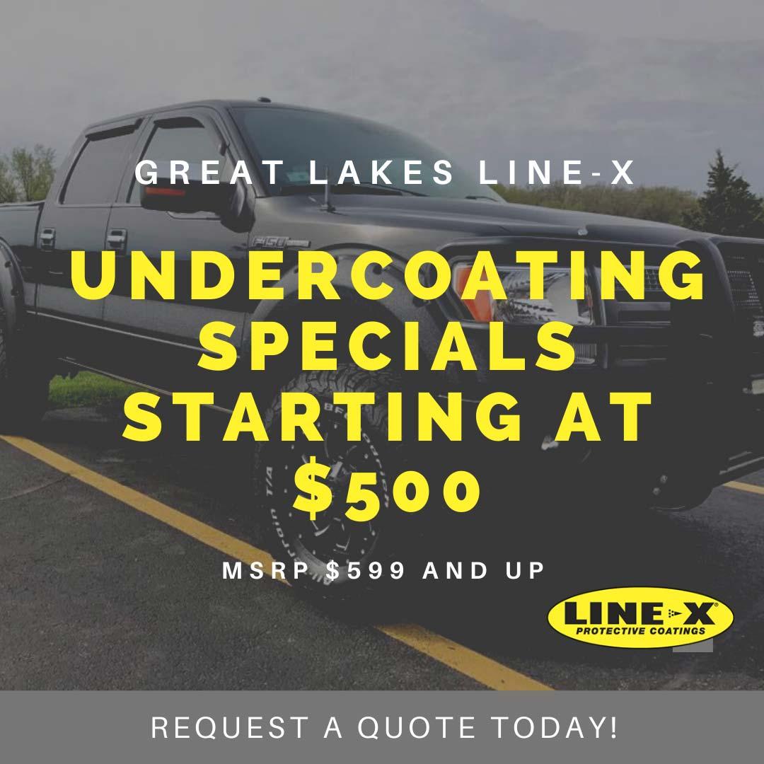 Undercoating Special