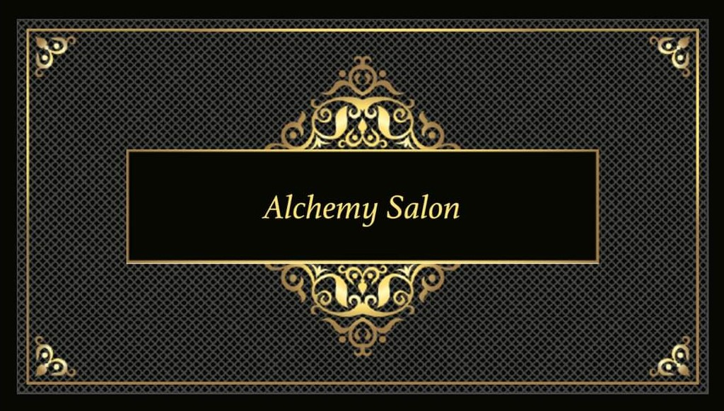 Alchemy Salon Logo