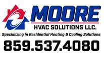 Moore HVAC Solutions Logo