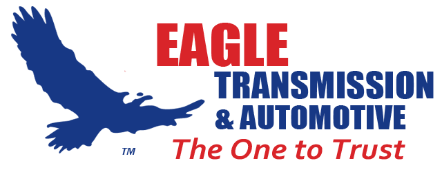 Eagle Transmission & Automotive Spring Logo
