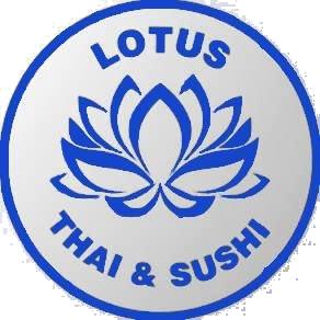 Lotus Thai & Sushi Logo