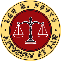 Lee R. Potts, Attorney at Law Logo