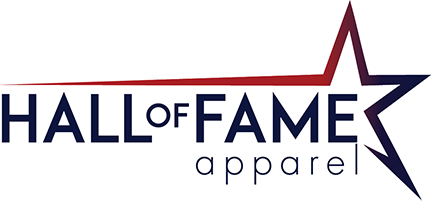Hall of Fame Apparel Logo