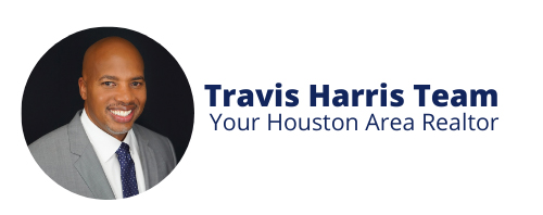 Travis Harris Team - Your Houston Area Realtor Logo