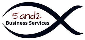 5and2 Business Services Logo