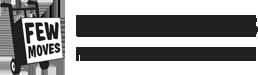 Few Moves Moving Company Logo