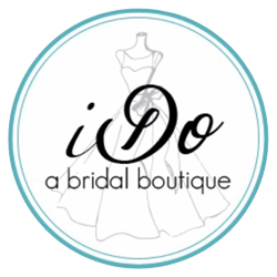 I DO...A Bridal Boutique Logo