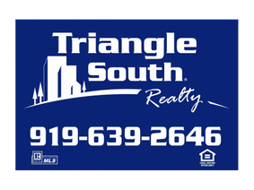 Triangle South Realty Logo