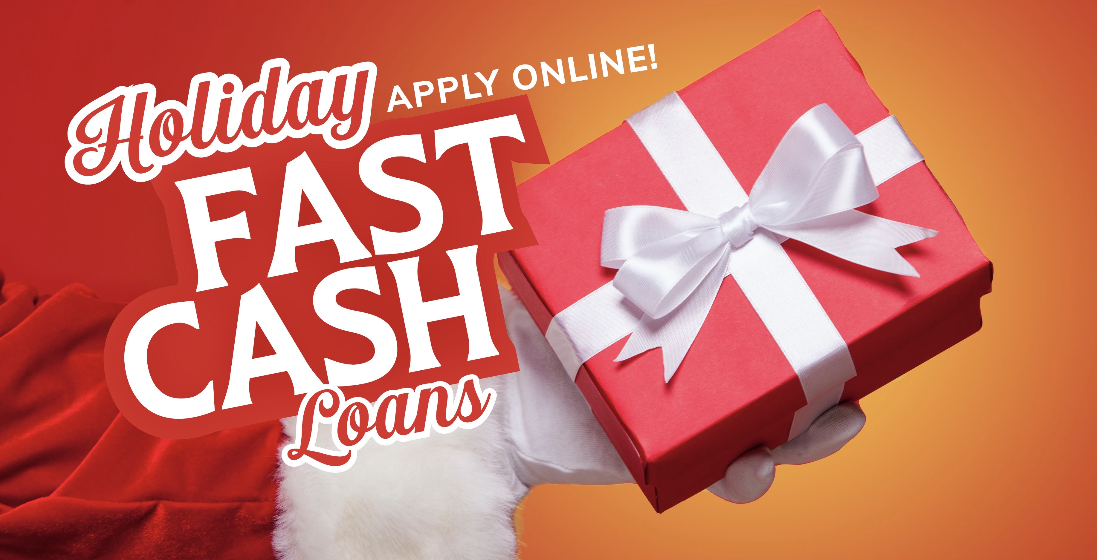 Holiday Fast Cash Loans