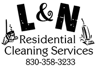 L&N Residential Cleaning Services Logo
