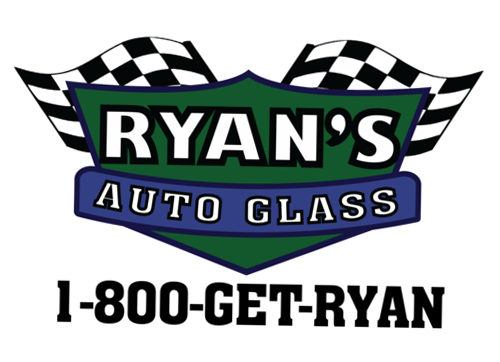 Ryan's Auto Glass Logo
