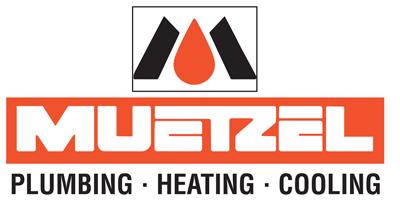 Muetzel Plumbing, Heating & Cooling Logo