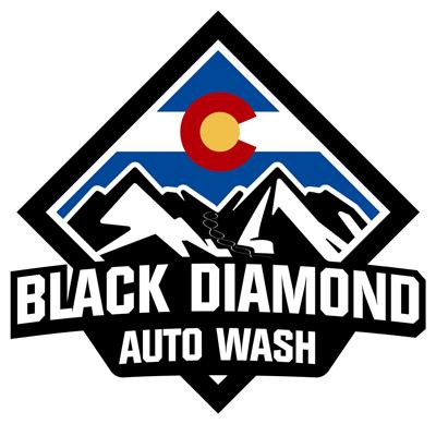 Black Diamond Auto Wash & Detailing Logo