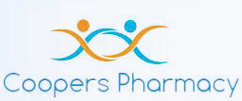 Coopers Pharmacy Logo