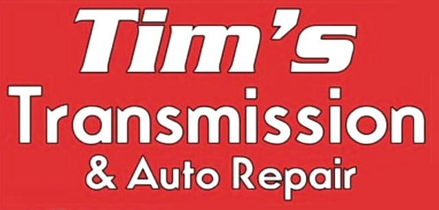Tim's Transmissions and Auto Repair Logo