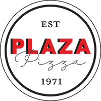 Plaza Pizza Logo