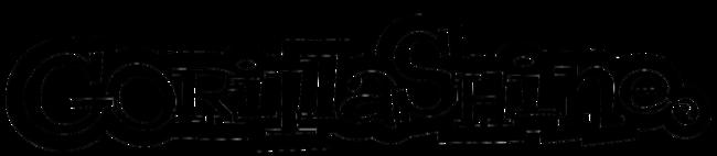 GorillaShine Detailing Studios - Downtown Logo