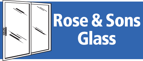 Rose & Sons Glass Logo