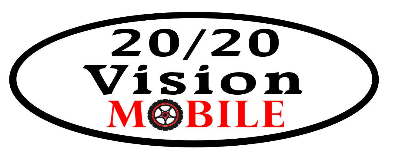 20/20 Vision Mobile Logo