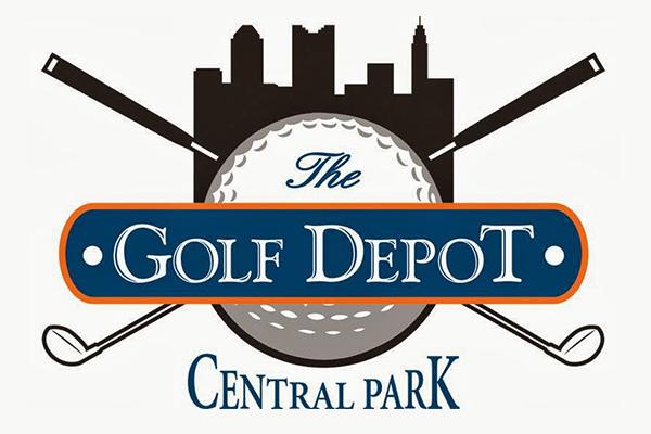 The Golf Depot Logo