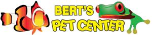 Bert's Pet Center Logo
