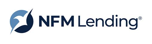 The Justus Sharp Team of NFM Lending Logo
