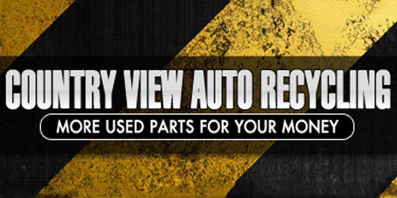 Country View Auto Recycling Logo