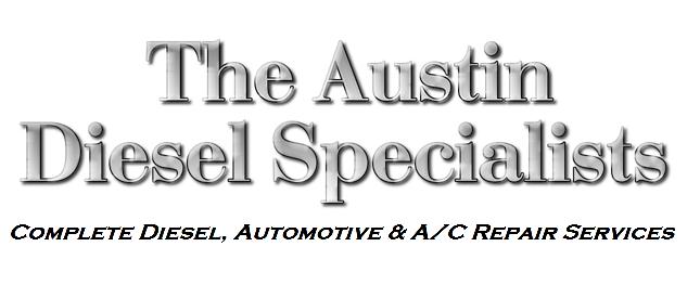 The Austin Diesel Specialists Logo