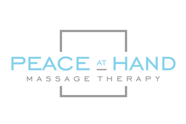 Peace at Hand Massage Therapy Logo