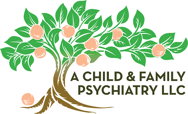 A Child and Family Psychiatry Logo