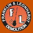 Franklin & Leonhardt Demolition Logo