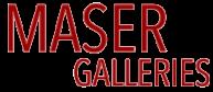 Maser Galleries Logo