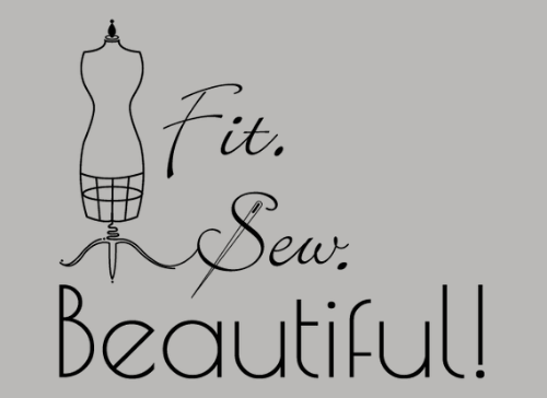 Fit Sew Beautiful Logo