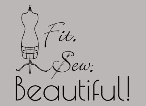 Fit Sew Beautiful Logo