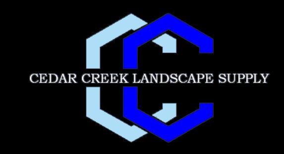 Cedar Creek Landscape Supply Logo