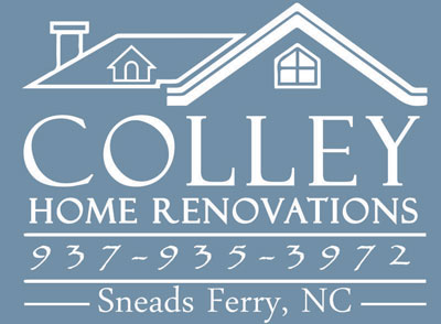 Colley Home Renovations & Roofing Logo
