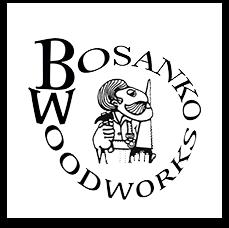 Bosanko Woodworks Logo