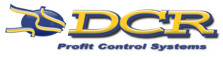DCR Point of Sale Systems Logo