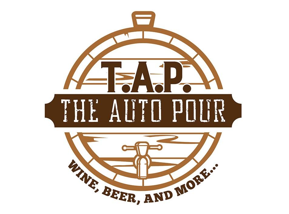 The Auto Pour Logo